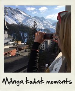 Bild: många kodak moments