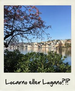 Bild: Locarno eller Lugano?!?